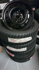 Honda odyssey 17 inch winter tire and rim package 2356517 235/65R17 235/6517 2356517
