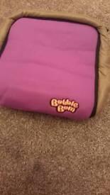 Bubble bum car seat