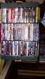 75 DVD's - Various Titles