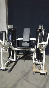 Seated Leg curl Hammer Strength