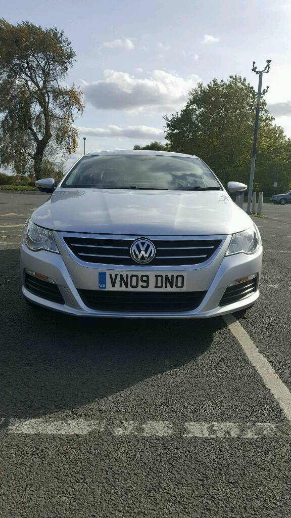 Volkswagen Passat CC low mileage for sale