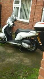 Honda pes 125cc