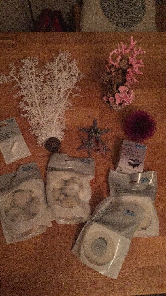 Bio-orb accessories (various prices)