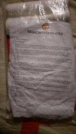 Manchester United scarf (Munich 50th anniversary)