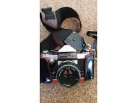 Practical super TLSLR camera