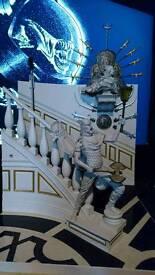 Matrix chateau diorama