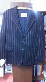 Mod,unusual stunning Austin Reed two button boater jacket/blazer in fantastic condition