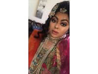 Makeup artist and hair stylist for weddings or any other occasion