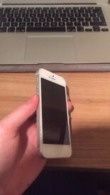 iPhone 5- perfect working condition- open to offers