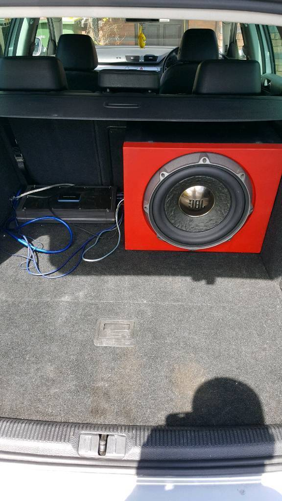 Car Subwoofer Jbl P1222 With Aplifier Harman Kardon Ca 1500m Open To Offers In Preston Lancashire Gumtree
