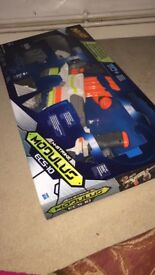 NERF STRIKE MODULE ECS-10 ( GUN) worth £69.99 have receipt