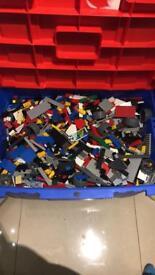 Lego joblot 40KG+