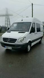 Sprinter camper mx van superbike @look@