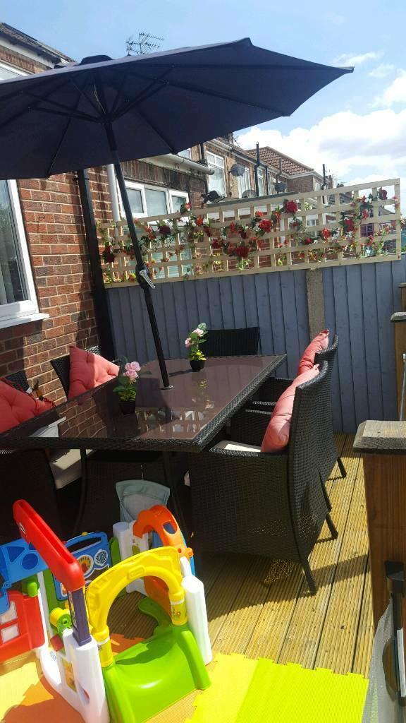 Rattan garden furniture   in Hull, East Yorkshire   Gumtree
