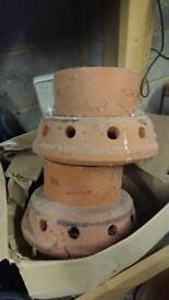 Caps for chimneys