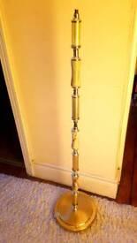 Vintage Standard Floor Lamp project to rewire