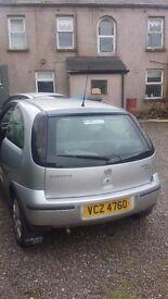 Vauxhall Corsa CDTi SXi 3d 2004