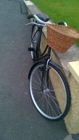 Antique Vintage Ladies Bicycle Bike