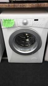 Gronje white 7.kg load 1400 spin washing machine