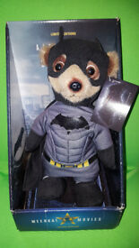 Compare The Market Meerkat Batman Toy Alexander Boxed With Certificate