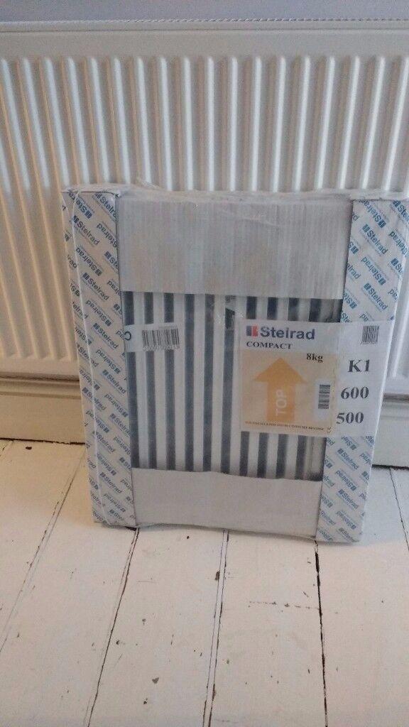 Stellrad K1 Horizontal radiator 500 600