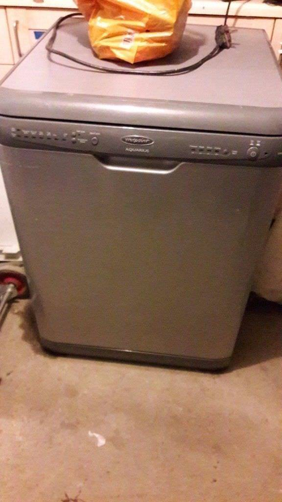 **HOTPOINT**DISHWASHER**GOOD CONDITION**COLLECTION\DELIVERY**£49**NO OFFERS**