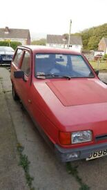 Reliant robin 850cc almost ready for.road