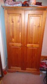 Pine PC Cabinet