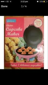 Electric cupcake maker by fine elements- as new