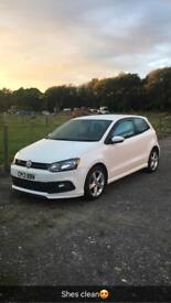 VW Polo Rline Style- White