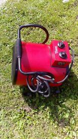 powerfix, workshop heater
