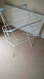 2 tier Minky clothes airer