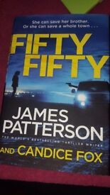Fifty fifty by james patterson