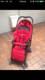 Nearly new pushchair