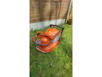 Flymo hover compact 300 lawn mower