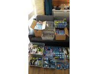 Wholesale Job Lot Car Boot Stock Over 450 Light Bulbs LED Halogen Energy Power Saving RRP £1100