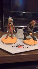 Disney Infinity 3.0 Playset - Star Wars Twilight Of The Republic