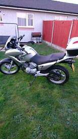 Honda Varadero Xl125V8