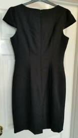 LADIES BLACK DRESS NEW LOOK