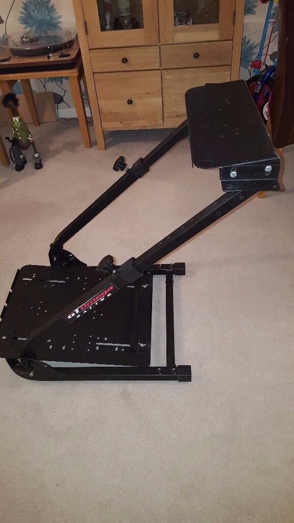 GT Omega Racing Stand For Gaming
