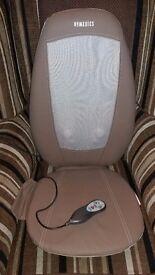 HoMedics Shiatsu Dual Massage Chair with Heat