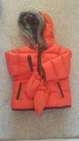 Boys Coat and Snowsuits 9-12 months