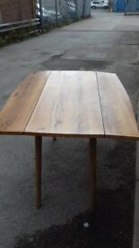 LONG SLIM DINING ROOM TABLE