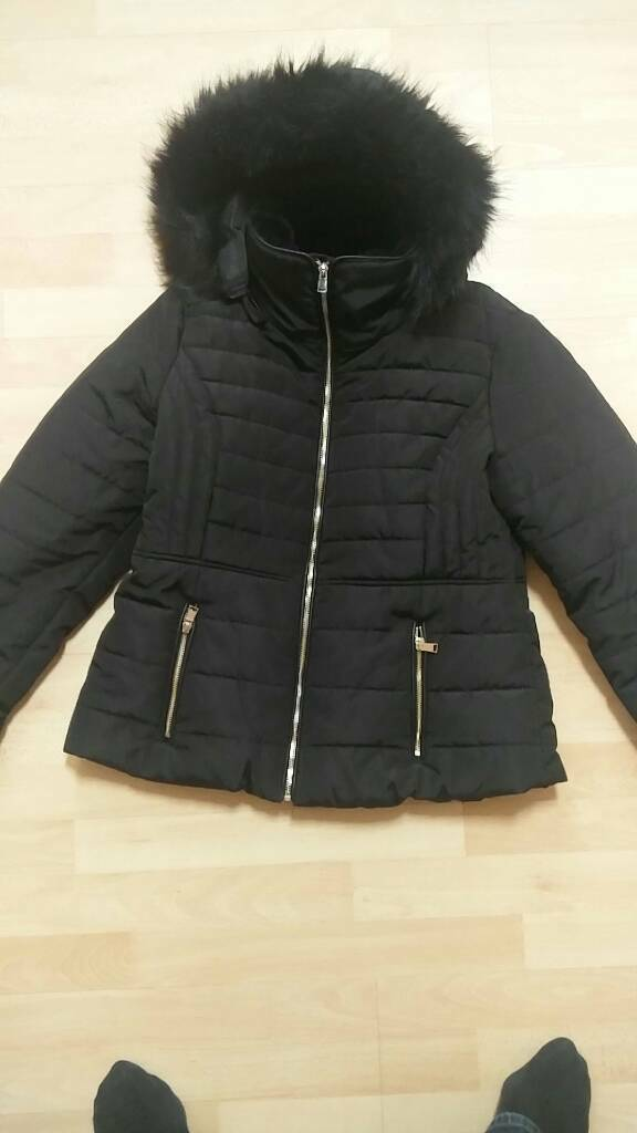 Women's winter coat.