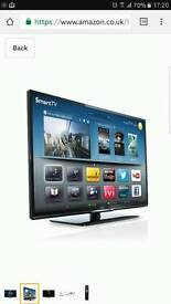 Philips 42 inch Full HD Smart TV *can deliver*