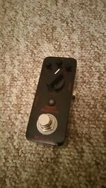 Mooer RAGE MACHINE Metal Distortion Guitar Effect Pedal MMD2