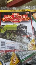 Build your own Flying Scotsman magazines with parts