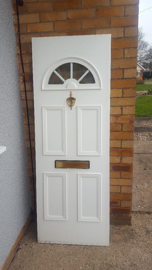 Upvc door panel insert in bury st edmunds suffolk gumtree for Reclaimed upvc doors