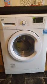 Beko 1300 spin washing machine