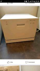 Countertop dishwasher